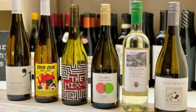 Vino spreads its wings (& other things)